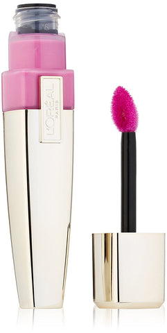 BATOM L'OREAL COLOUR CARESSE WET SHINE LIP STAINS, STUBBORN PLUM
