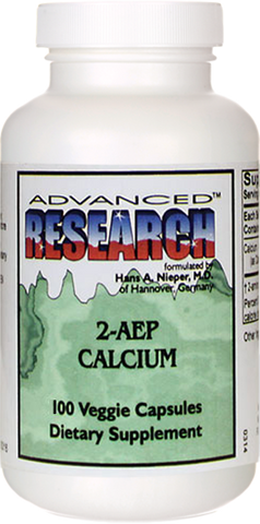 ADVANCED RESEARCH CALCIUM 2-AEP  (100 CÁPSULAS)
