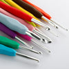 11pcs Ergonomic Crochet Hooks