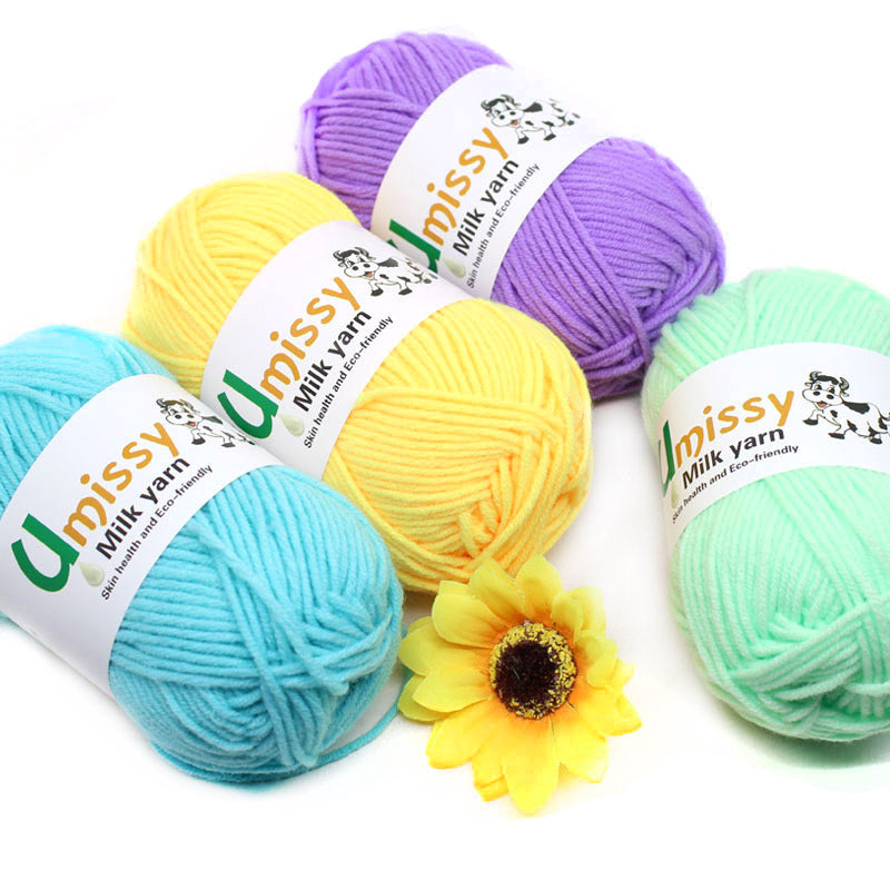 10-Pack Soft Silk & Cashmere Yarn (Save Extra 16%)