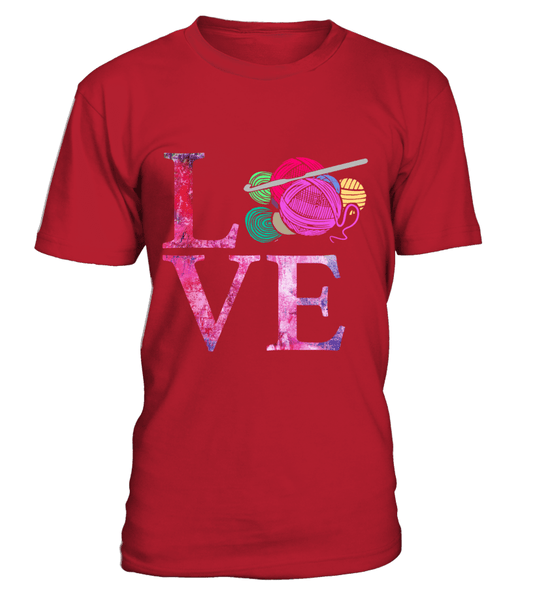 Crochet Love Shirt