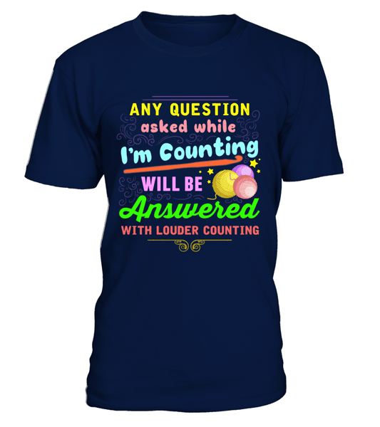 Crochet Questions Shirt Design