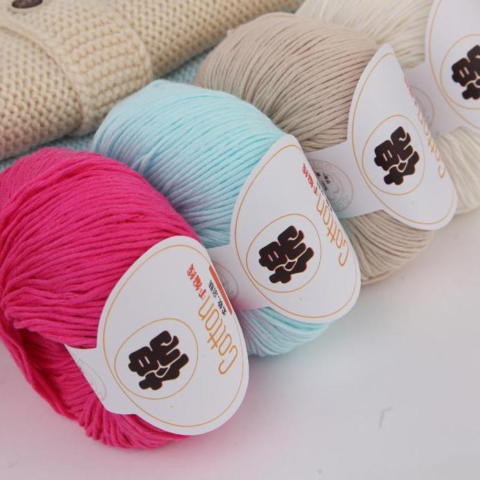 Beautiful 100% Cotton Yarn