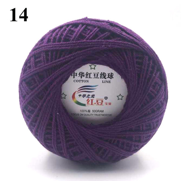 Squishy Cotton Yarn