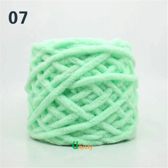 Thick Cotton & Cashmere Yarn