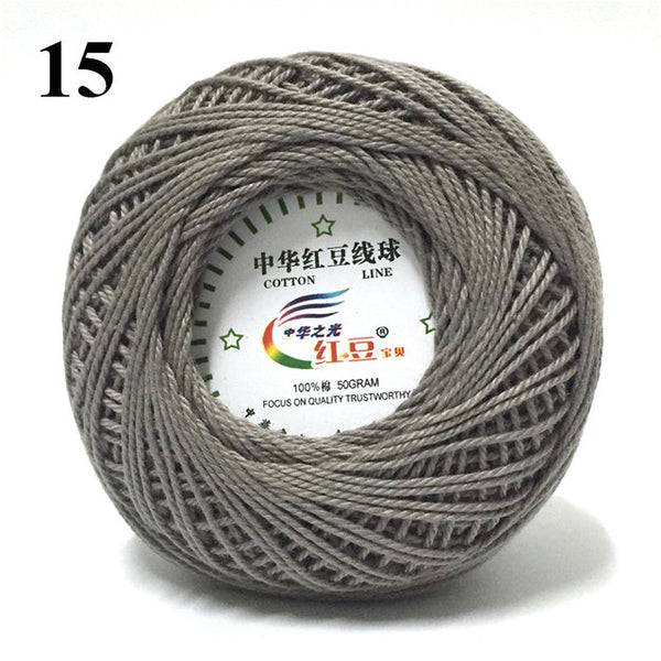 Squishy Cotton Yarn (10 Pack)