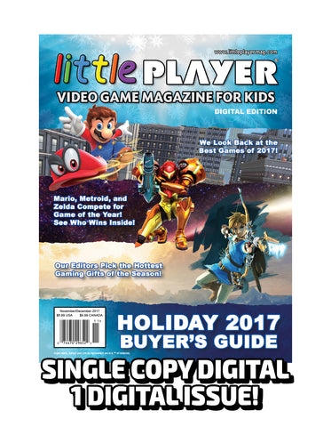 Little Player Magazine Issue 10 - Digital Edition