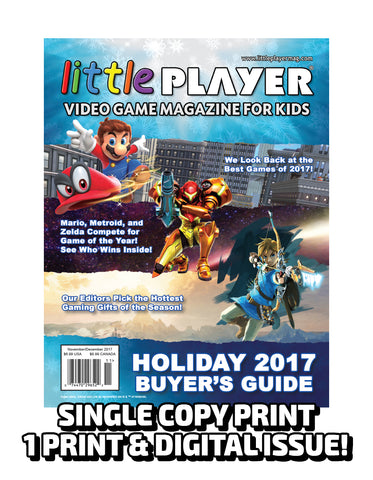 Little Player Magazine Issue 10 - Print Edition