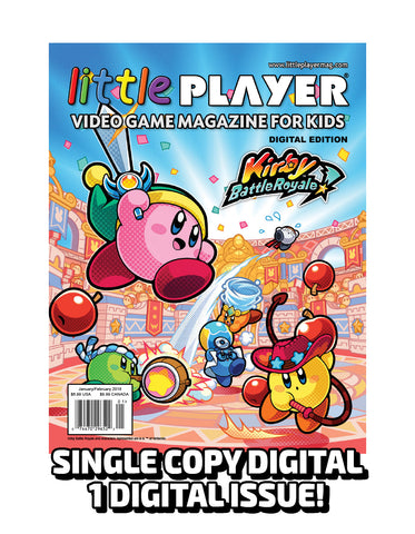 Little Player Magazine Issue 11 - Digital Edition