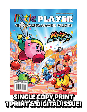 Little Player Magazine Issue 11 - Print Edition