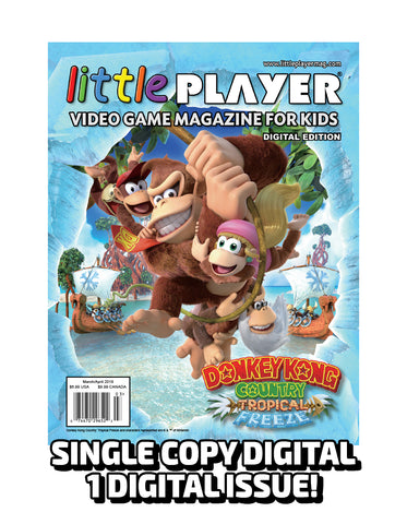 Little Player Magazine Issue 12 - Digital Edition