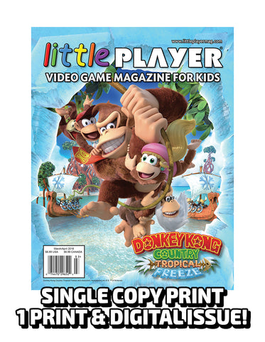 Little Player Magazine Issue 12 - Print Edition
