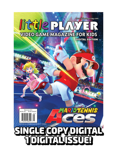 Little Player Magazine Issue 13 - Digital Edition