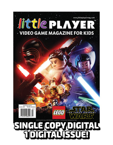 Little Player Magazine Issue 2 - Digital Edition