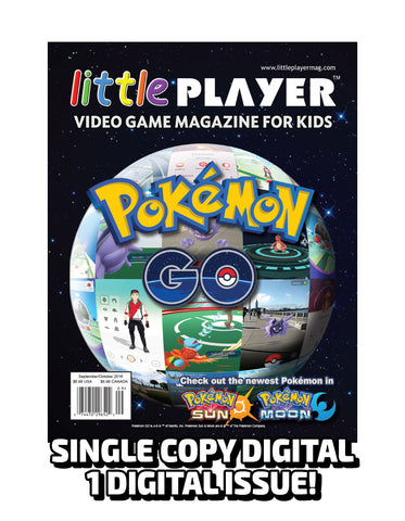 Little Player Magazine Issue 3 - Digital Edition