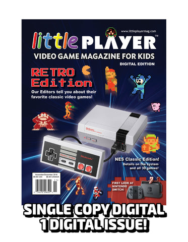 Little Player Magazine Issue 4 - Digital Edition