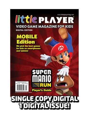 Little Player Magazine Issue 5 - Digital Edition