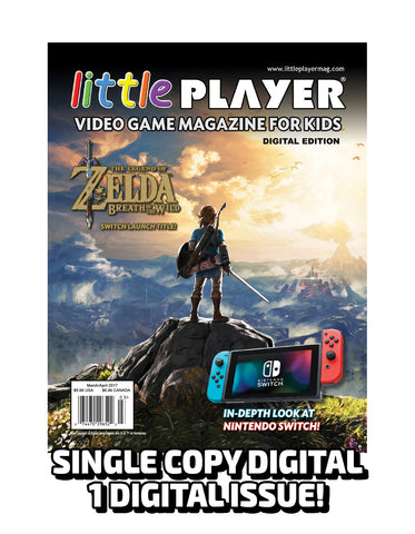 Little Player Magazine Issue 6 - Digital Edition