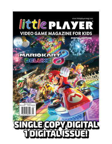 Little Player Magazine Issue 7 - Digital Edition