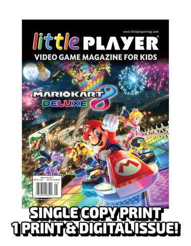 Little Player Magazine Issue 7 - Print Edition