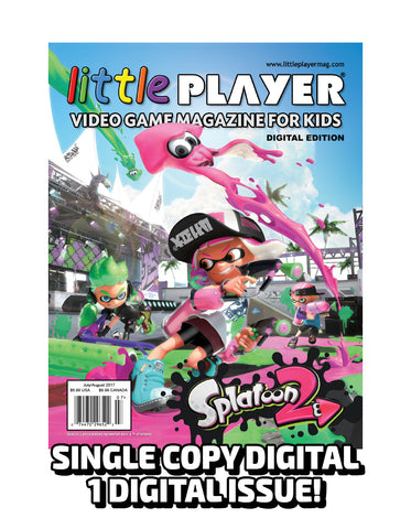 Little Player Magazine Issue 8 - Digital Edition