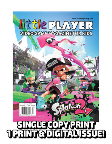 Little Player Magazine Issue 8 - Print Edition