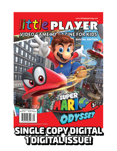 Little Player Magazine Issue 9 - Digital Edition