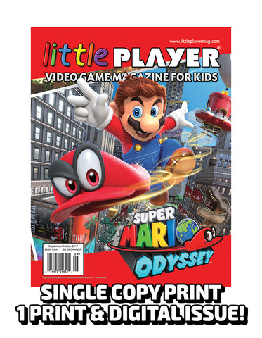 Little Player Magazine Issue 9 - Print Edition