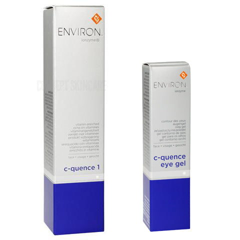 Environ Vita-Peptide C-Quence Serum 1 LESS 40% + CQuence Eye Gel - FLASH SALE