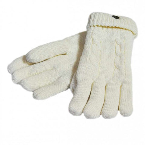 Man of Aran Cream Gloves