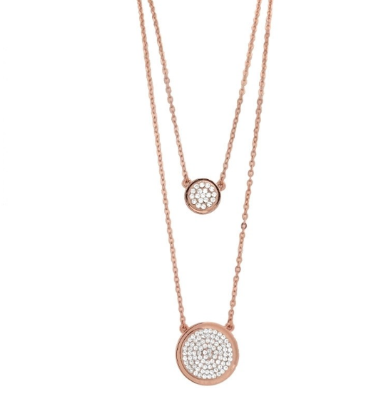 Matisse Jewellery Necklaces Rose Gold