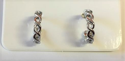 Matisse Jewellery Earrings Silver