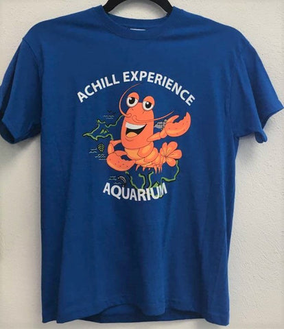 Kids TShirt Blue Lobster
