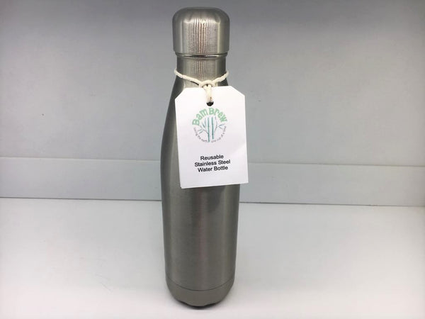 Stainless Steel Reusable Bottle
