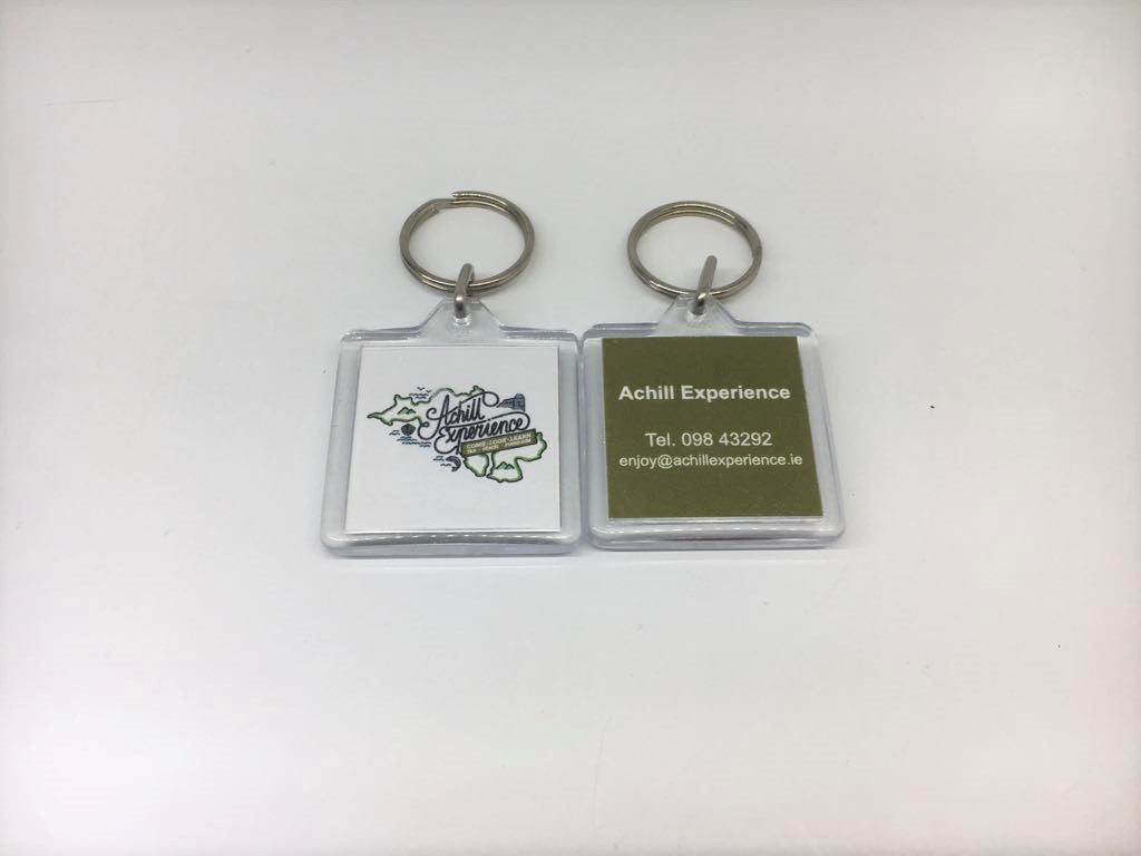 Achill Experience Key Ring