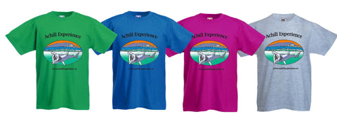 Kids Light Grey TSHIRT Basking Shark