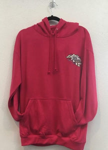 Adult Hoody Hot Pink