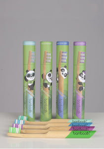 Bambooth Kids Toothbrush
