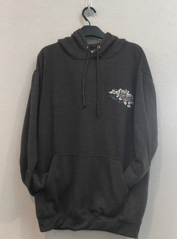 Adult Hoody Dark Grey Adult