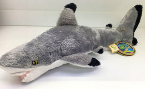Eco Buddies Blacktip Shark Medium