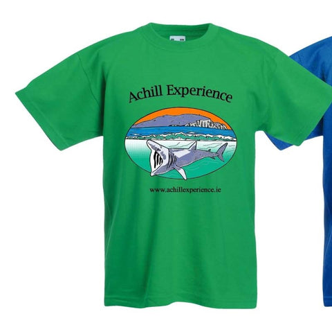 Adult TShirt Green