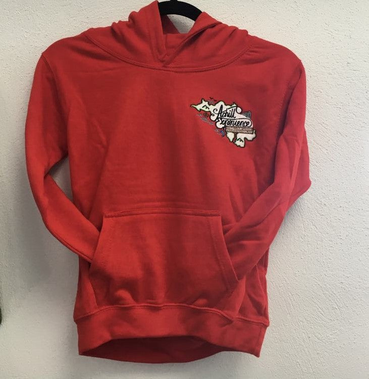 Kids Hoody Red