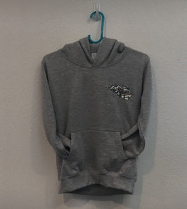 Kids Light Grey Hoody