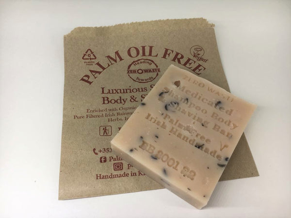 Palm Free Multi-Use Travel Bars