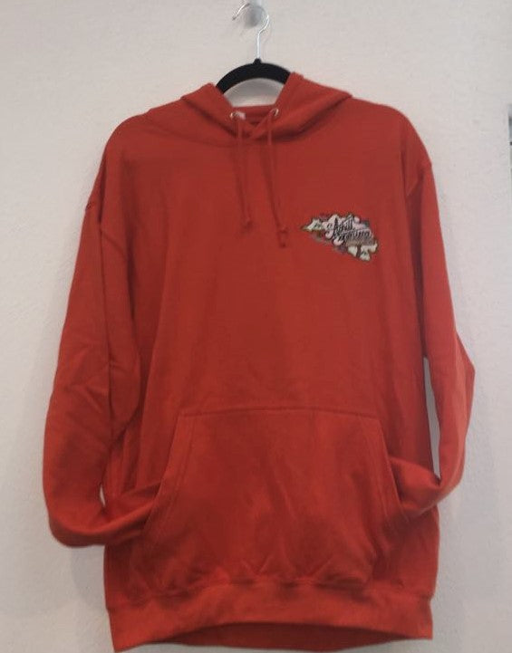 Adult Hoody Orange