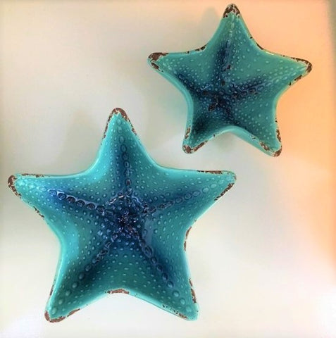 Ceramic Starfish Bowl