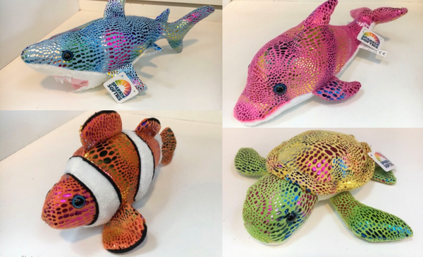 Rainbow Sea Animals