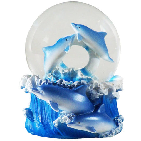Water Globe Dolphin