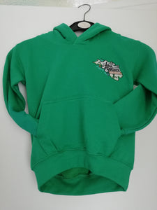 Kids Hoody Green