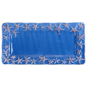 Ceramic Tray with Starfish